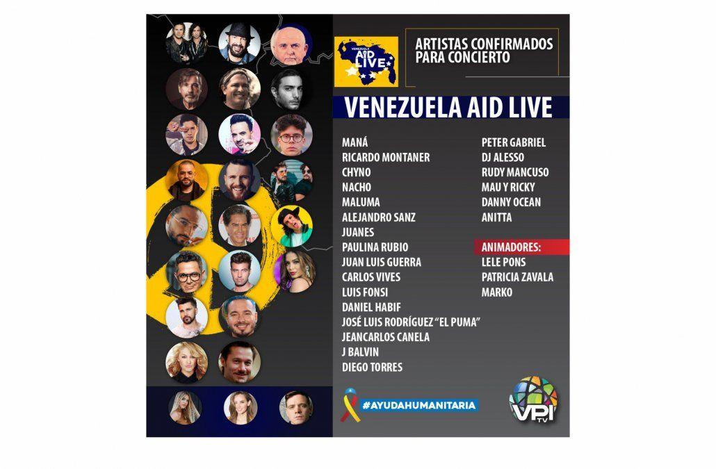 Roger Waters califica de truco el recital internacional de ayuda a Venezuela