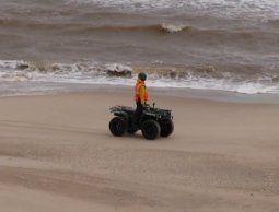 Hallaron dos cuerpos en la costa Montevideana, uno fue identificado