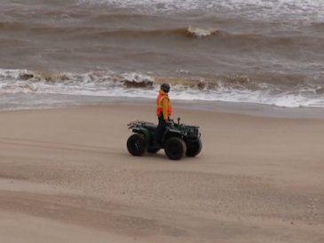 Hallaron dos cuerpos en la costa de Montevideo, uno fue identificado