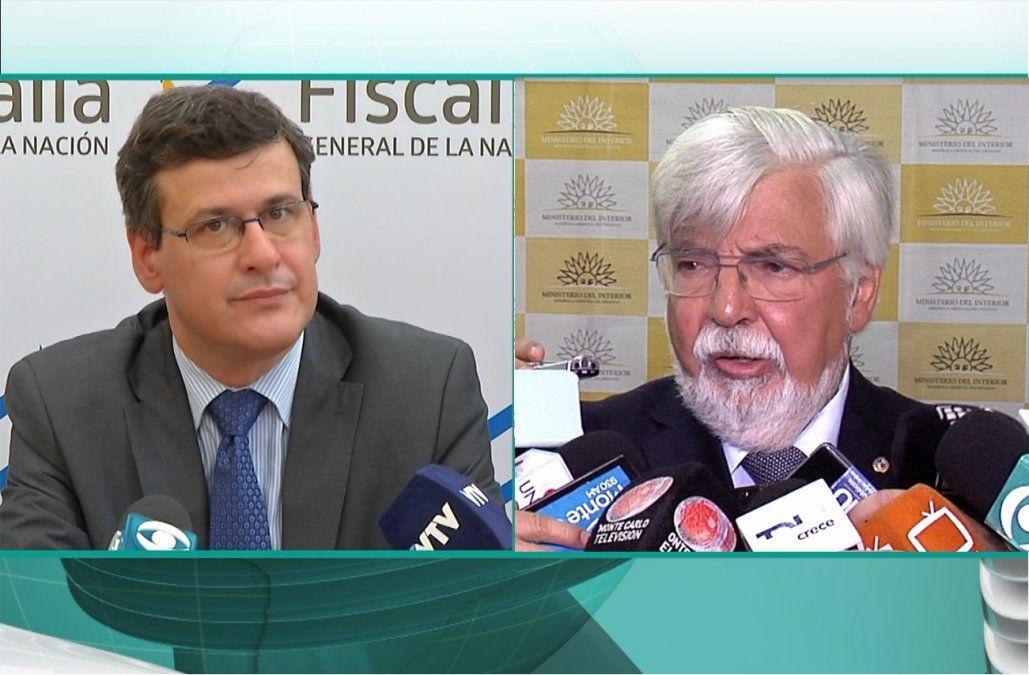 Cumbre de justicia: Suprema Corte, Fiscal Díaz y el ministro Bonomi se reúnen  por cambios