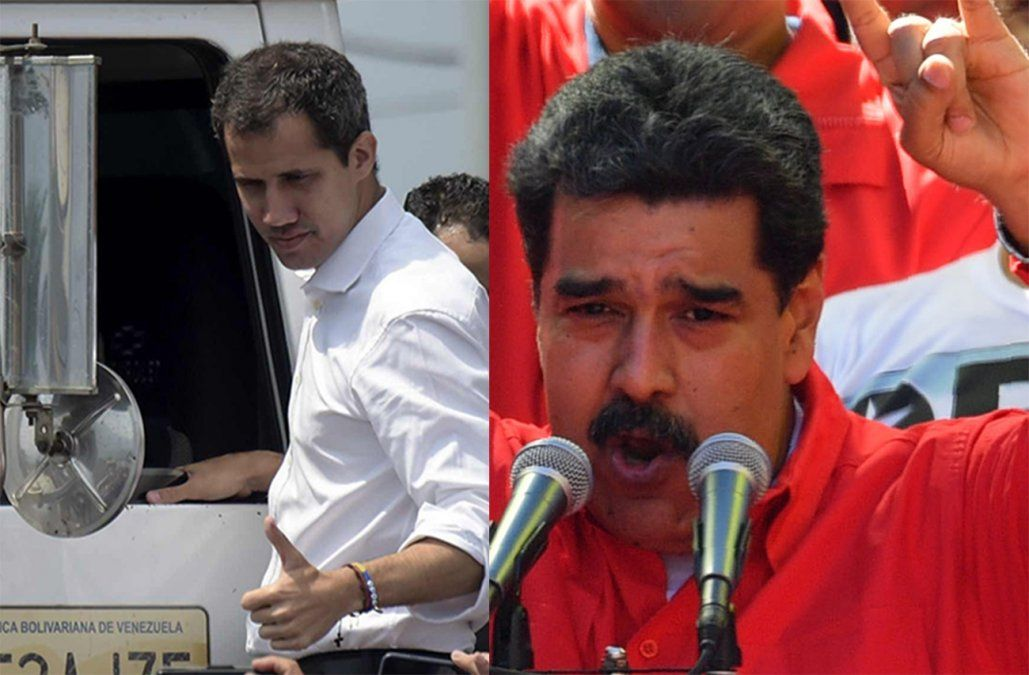 Disturbios, enfrentamientos, muertes y camiones quemados en día clave para Venezuela