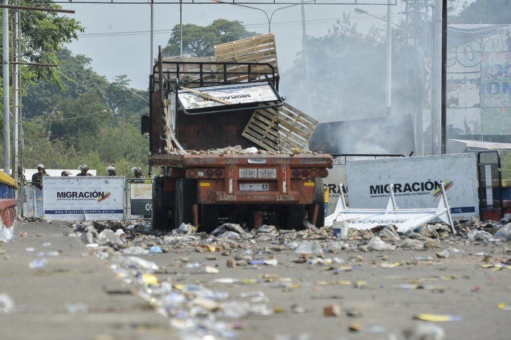 Tensa calma en frontera de Venezuela con Colombia y Brasil