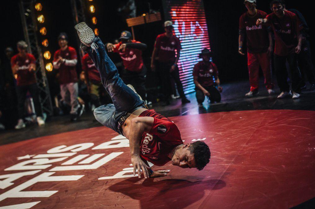 El breakdance seduce en París pensando en los Juegos Olímpicos