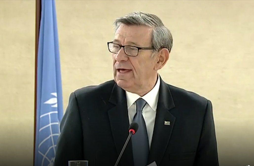 Uruguay rechaza en los más firmes términos una intervención extrajera en Venezuela