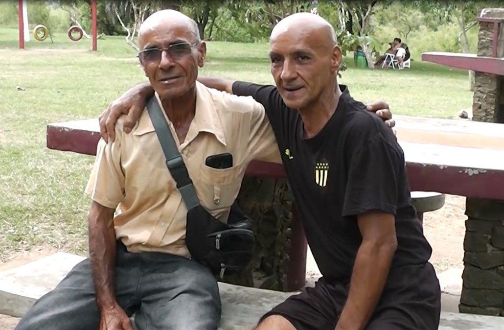 Dos hermanos se reencontraron después de 58 años a través de Facebook