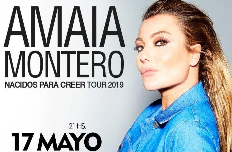 Amaia Montero regresa con su cuarto disco solista Nacidos para creer