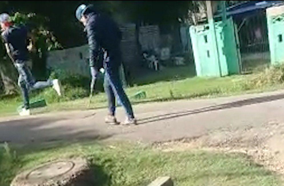 Tiroteos en el barrio 40 Semanas tiene atemorizados a los vecinos