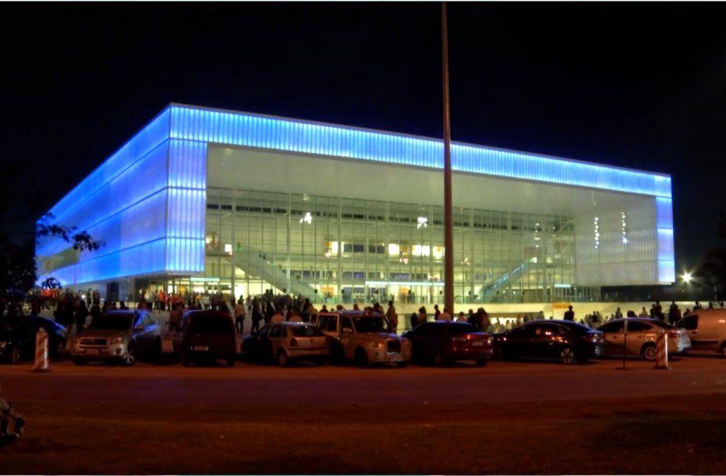 Rendición de cuentas de Vázquez en Antel Arena costará unos U$S 17.500