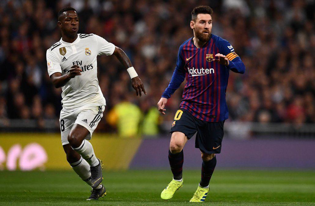 Suárez lleva a Barcelona a la final de la Copa del Rey con dos goles ante el Real Madrid