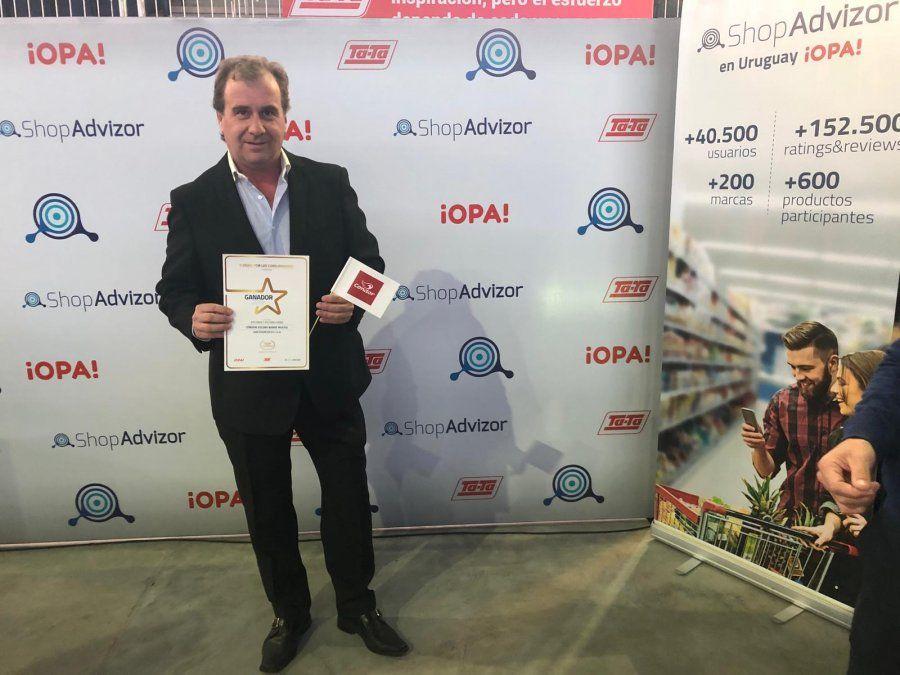 Escoba Cóndor premiada como mejor producto de la categoría en Ta-Ta