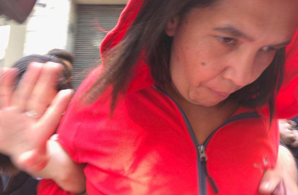 Amenazaron de muerte a la familia de Mónica Rivero para que cierre la boca
