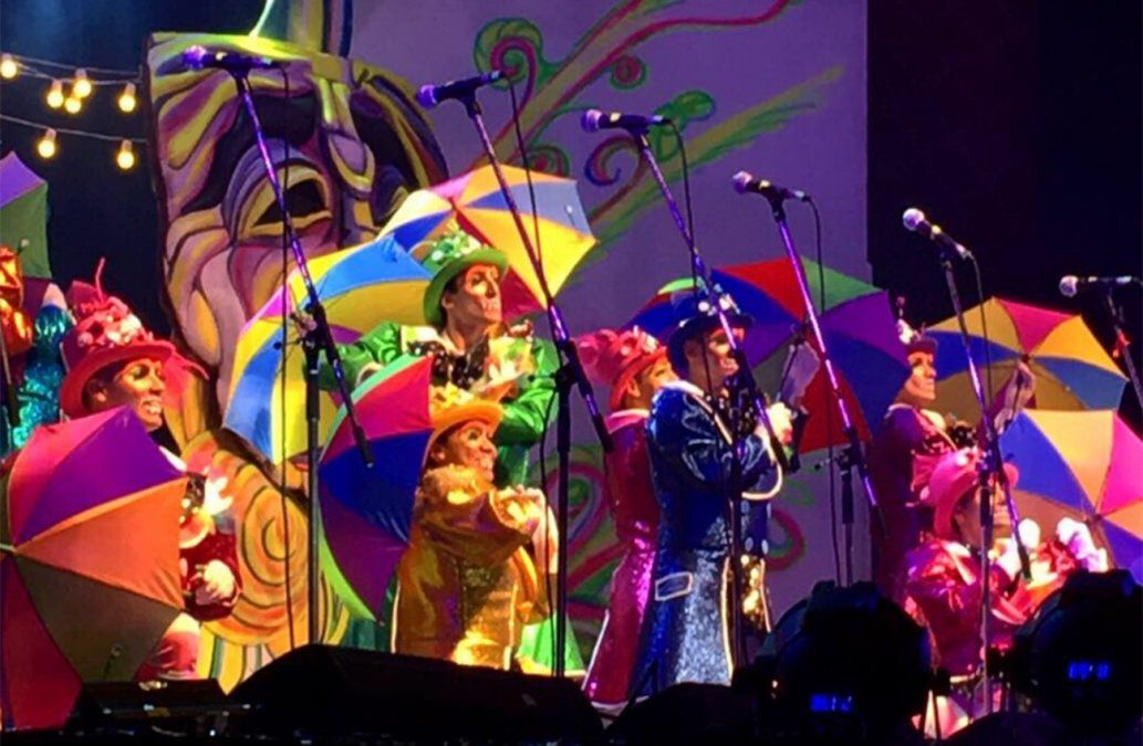 Carnaval con polémica: grupo de parodistas Zíngaros eliminado de la Liguilla