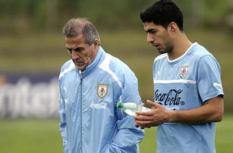 Tabárez explica cómo Luis Suárez revierte las críticas de hinchas y periodistas deportivos