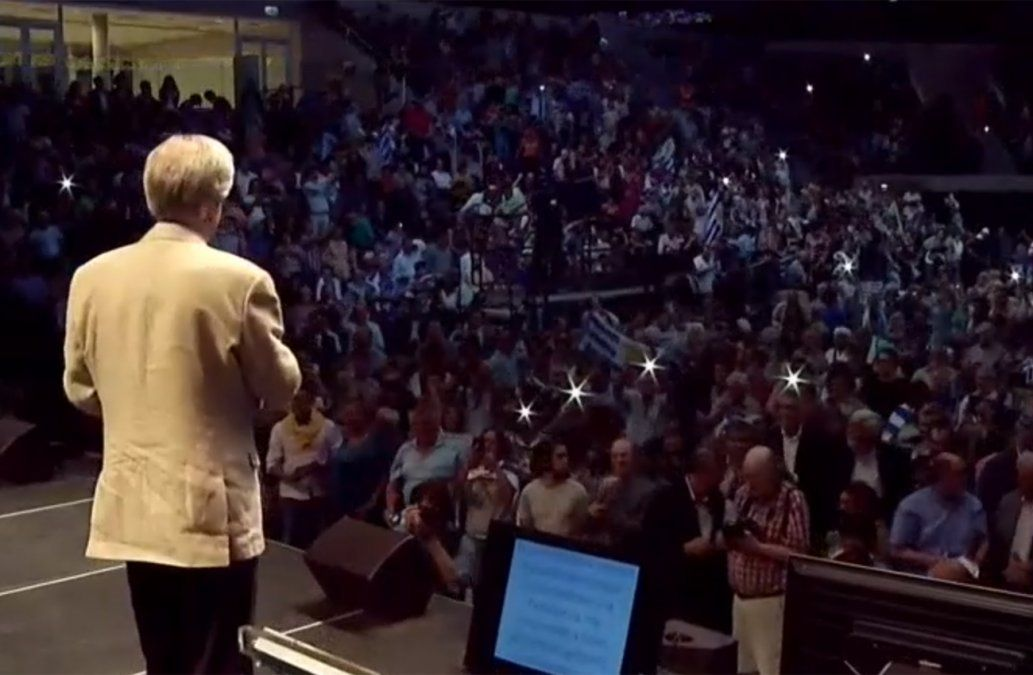 Oposición criticó el discurso de Vázquez y aseguró que no cumplió las promesas electorales