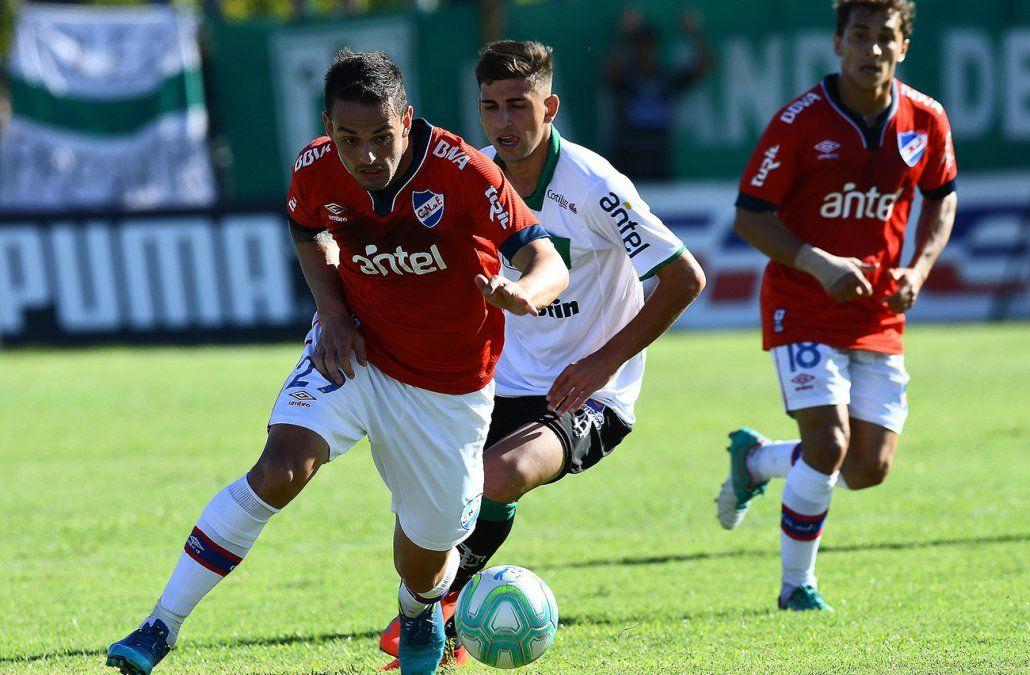 Nacional volvió a perder puntos y solo suma dos de nueve en el Apertura