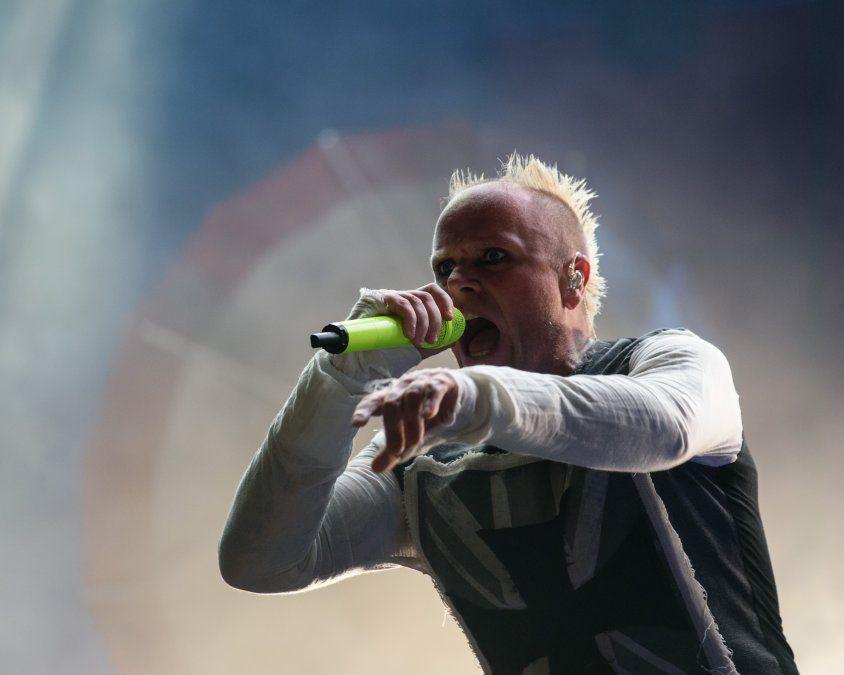 Hallan muerto a Keith Flint, líder del grupo de música electrónica Prodigy
