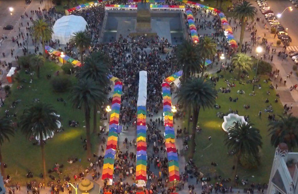 El 0,7% de las parejas en Uruguay son personas del mismo sexo, según estudio