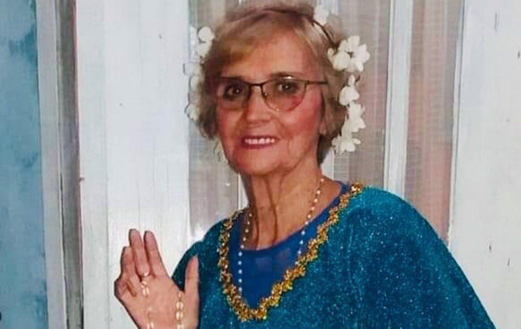 María del Carmen Rosimo falleció en pleno desfile