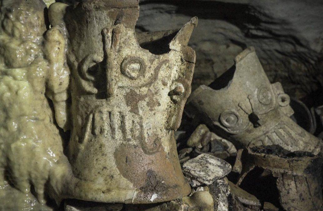 Descubren tesoro científico bajo ruinas arqueológicas mexicanas de Chichén Itzá