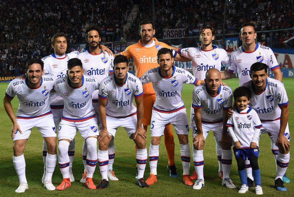 El equipo que ha jugado en el Apertura. Esta noche Eduardo Domínguez hace algunos cambios