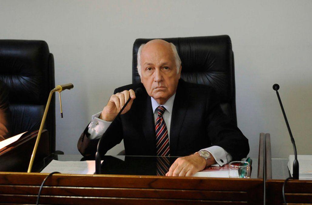 El fallecidoTassara era miembro del Tribunal Oral Federal 2 (TOF 2)