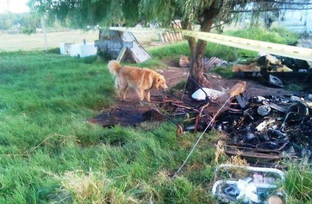 Incendio en una casa de Playa Verde terminó con un hombre muerto