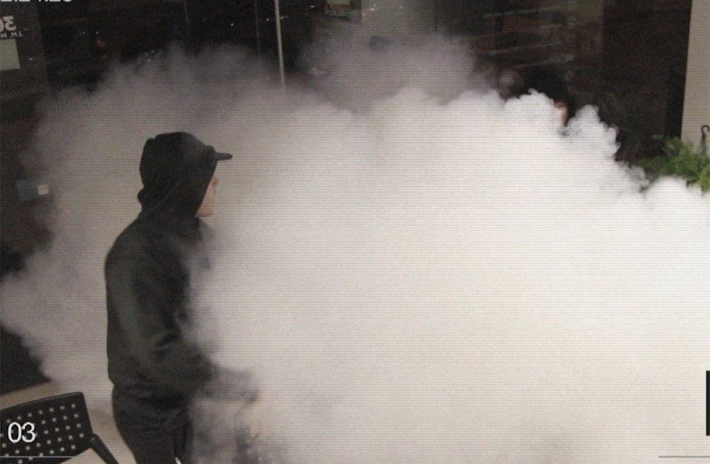 Más de 100 cajeros automáticos incorporan bomba de humo como sistema de seguridad