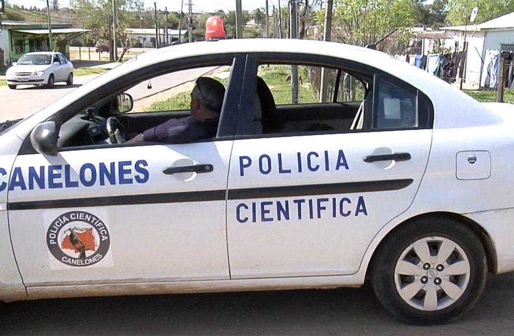 Ataque a balazos en Las Piedras termina con un delincuente muerto y otros dos heridos