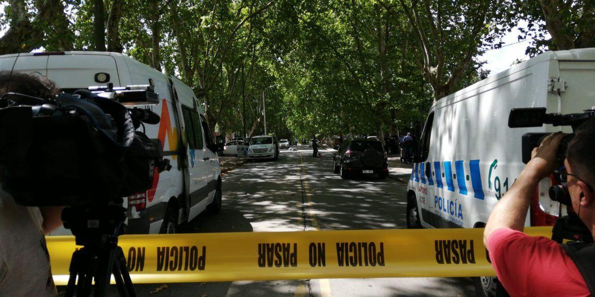 Policía que mató a detenido en un traslado declaró ante el fiscal de Homicidios