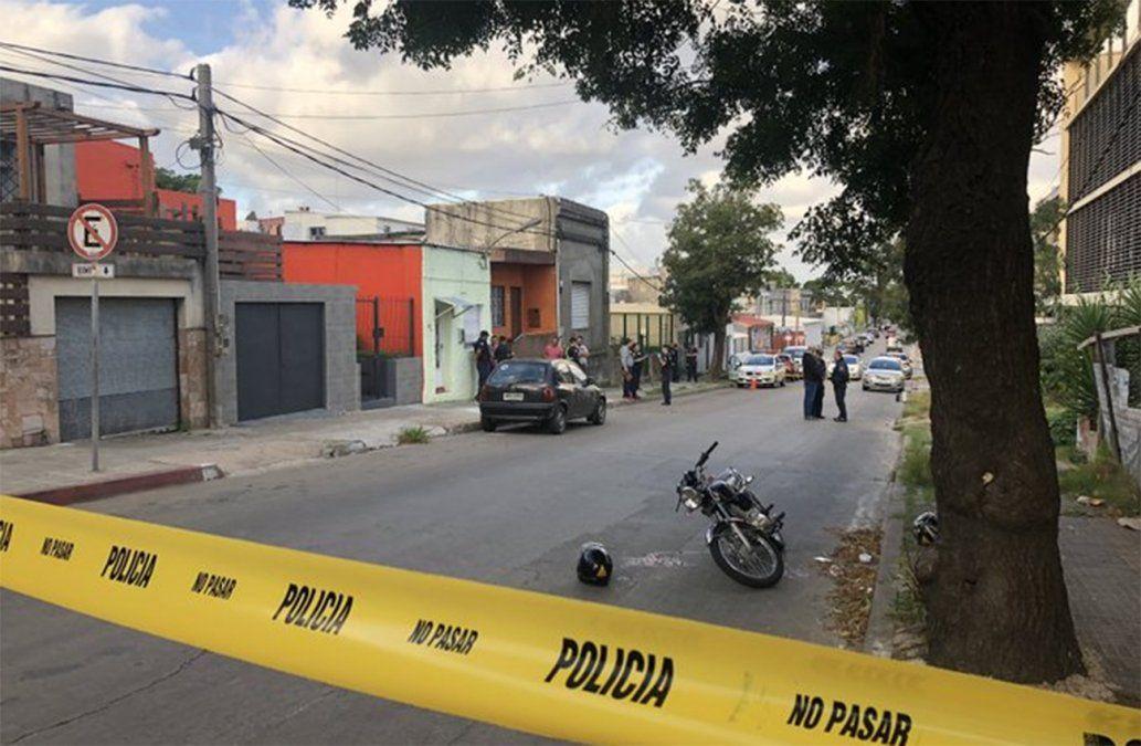 Un policía herido y dos delincuentes detenidos tras un intento de rapiña en el Cerro
