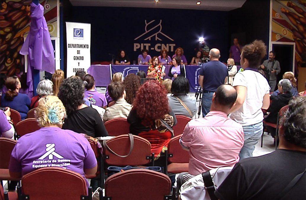 Compromiso por la igualdad: tiene adhesión de los precandidatos del Frente Amplio