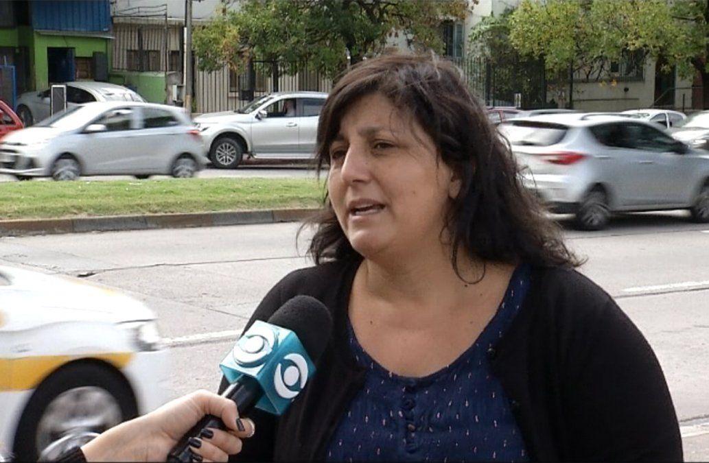Andrea Tuana acusó a la Iglesia de querer echar por tierra los reclamos de las mujeres