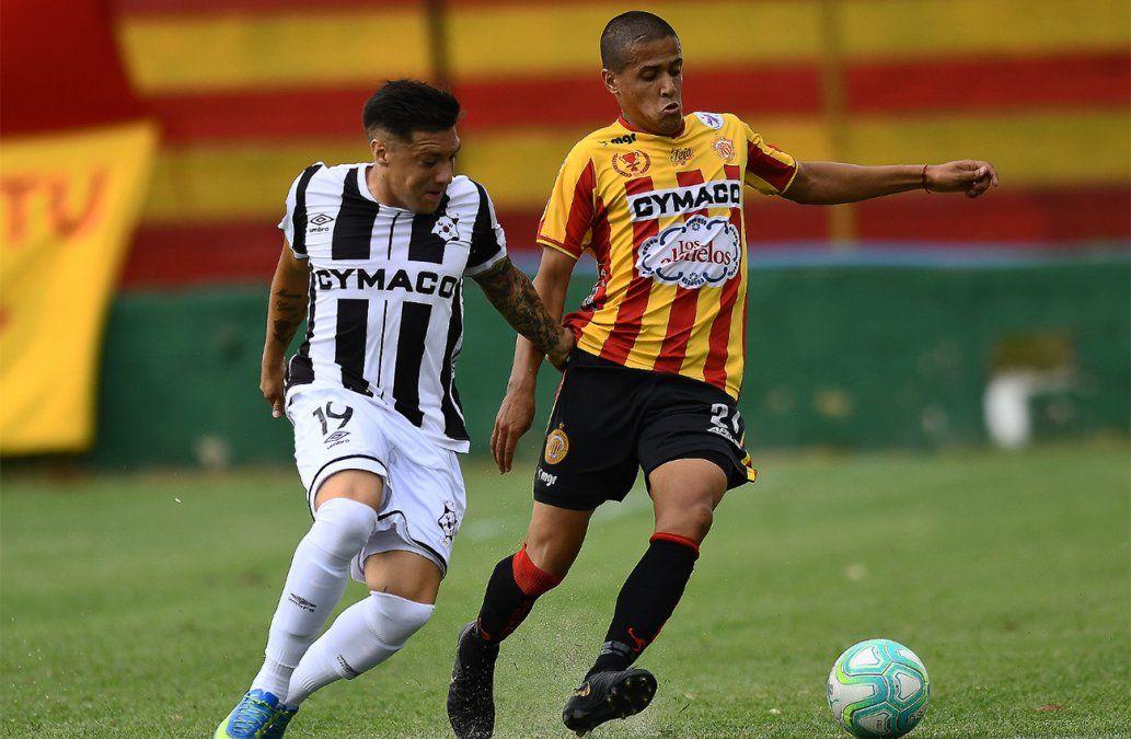 Empató Progreso pasada la hora y Juventud goleó a Defensor Sporting