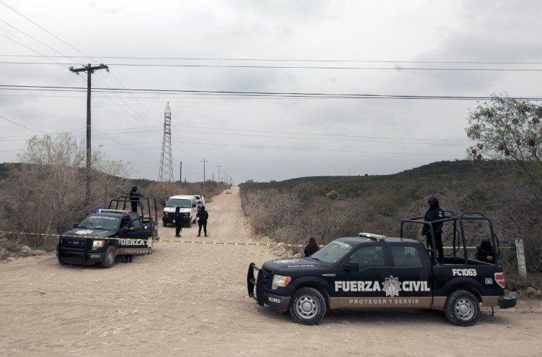 Localizan 7 cadáveres con huellas de tortura en oeste de México