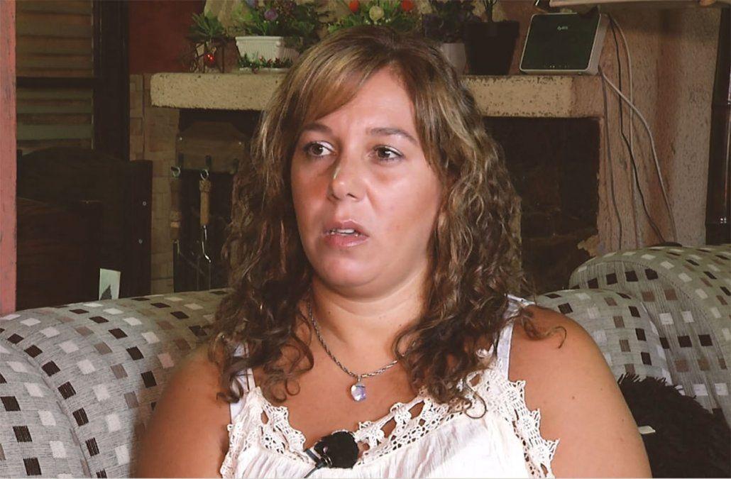 Silvana, una sobreviviente de violencia doméstica