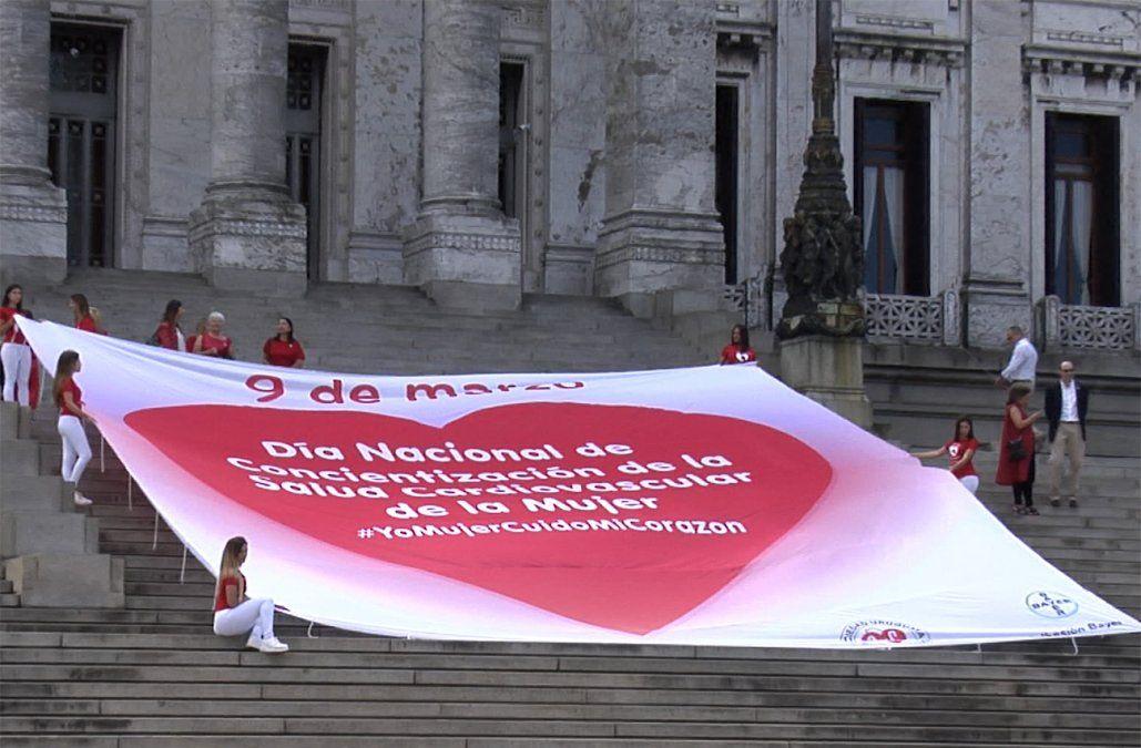14 mujeres mueren por día en Uruguay a raíz de enfermedades cardiovasculares