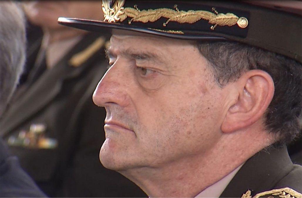 Manini fue cesado por decir que la Justicia procesó a militares con pruebas inventadas