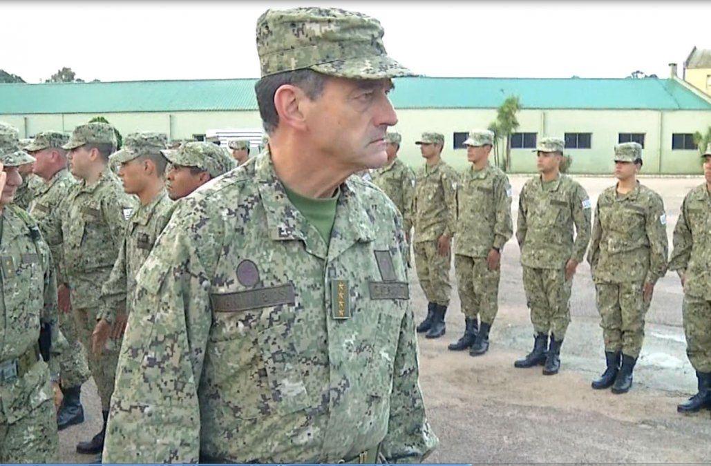 ¿Qué dijo la oposición sobre el cese del comandante Manini Ríos?