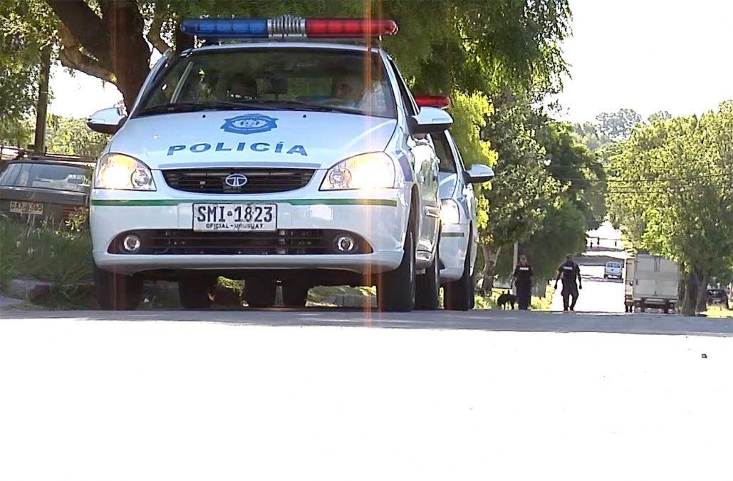 Investigan la muerte violenta de un hombre en Santa Lucía; una joven de 19 años fue detenida