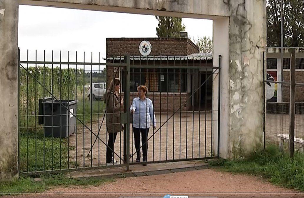Alumnos del Liceo 44 de Melilla sin clases por falta de aula