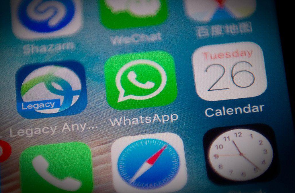 Whatsapp presenta problemas para enviar y recibir mensajes