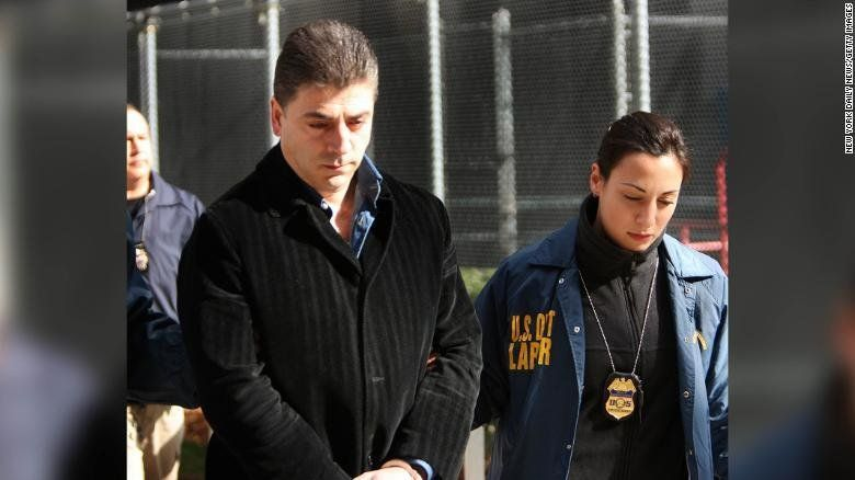 Frank Cali unificó a varios estamentos de la mafia neoyorquina luego de la detención de John Gotti