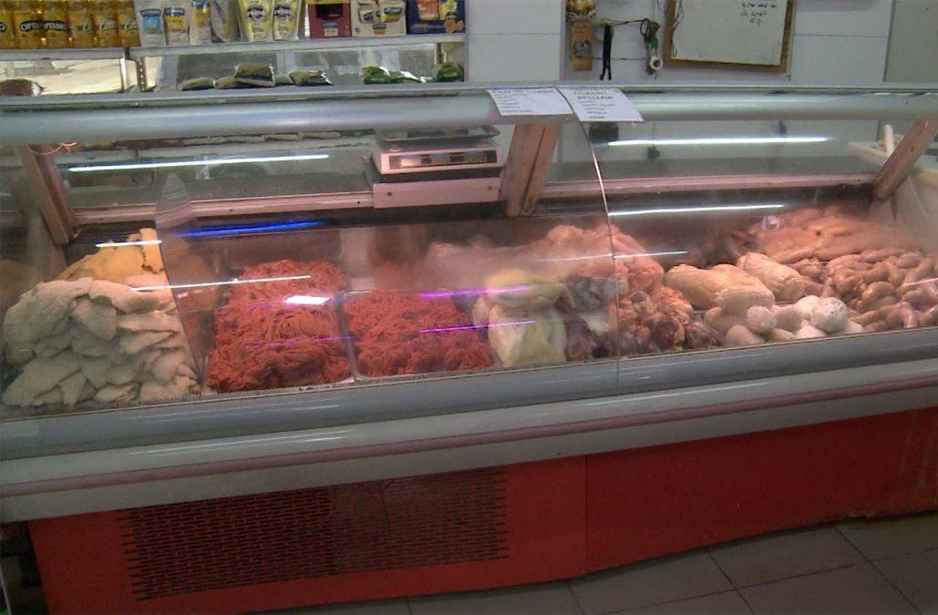 El precio de la carne aumentó entre 4 y 7 pesos en la venta al público