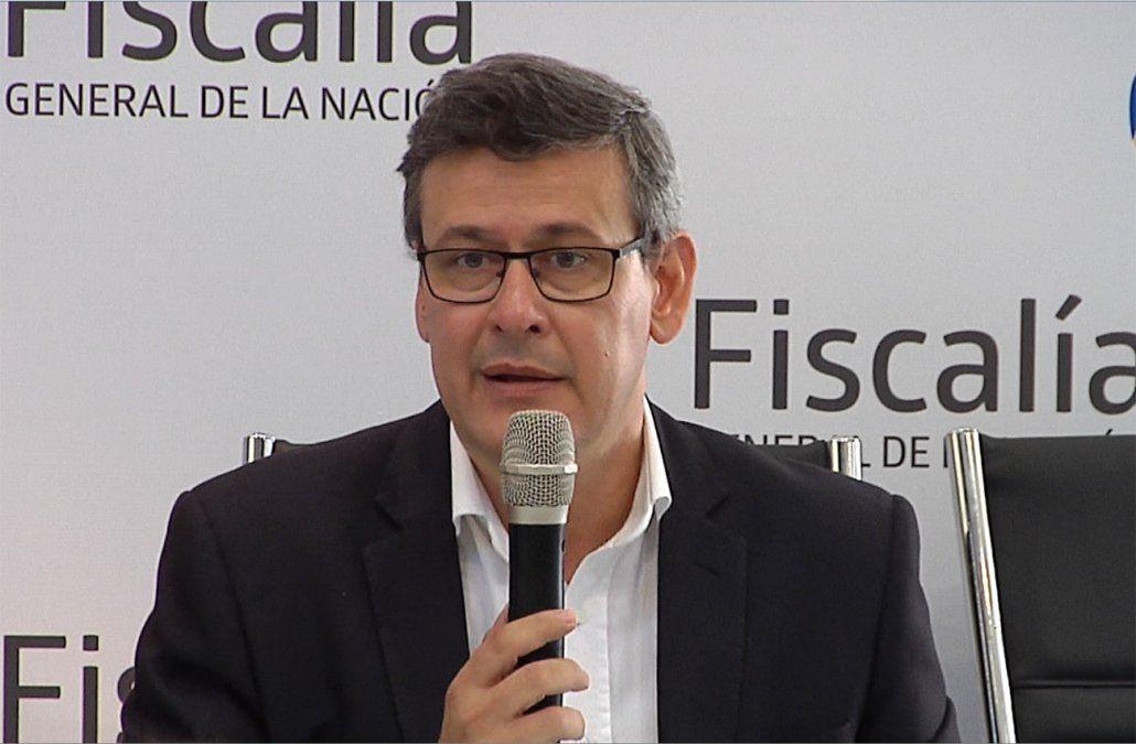 Díaz considera preocupantes las acusaciones de Manini y analiza si no hay algún delito