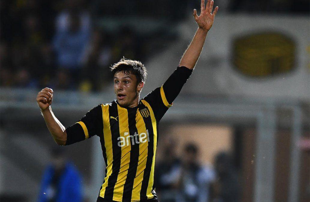 Peñarol logró su primera victoria en la Libertadores tras ganarle 4 - 0 a San José
