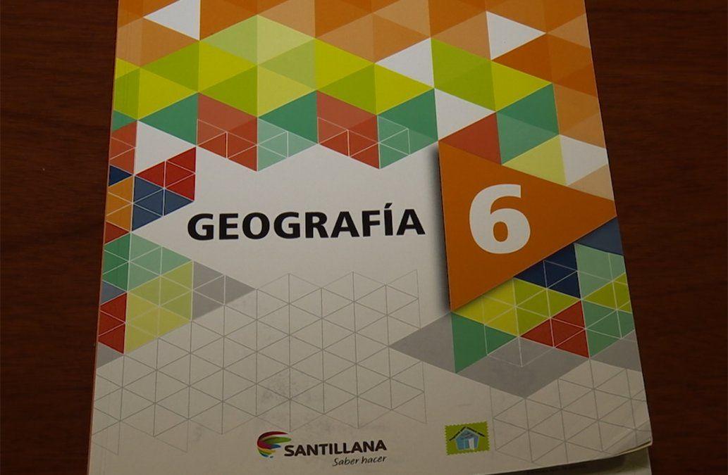 Críticas al libro escolar de Geografía de 6º año por ejemplos sobre cooperativismo