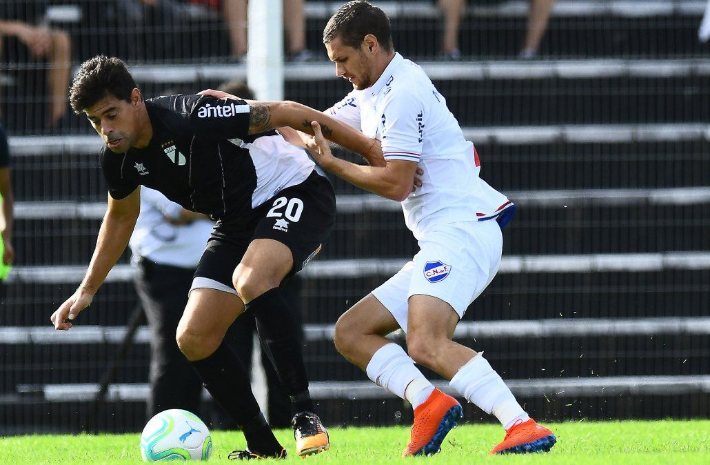 Nacional volvió a dejar puntos por el camino tras caer 2-0 ante Danubio