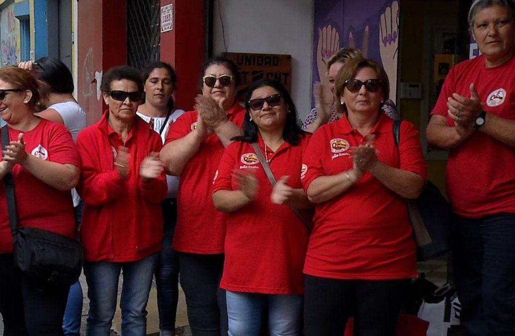 Domésticas denuncian que su sindicato les prohibió el ingreso a una asamblea