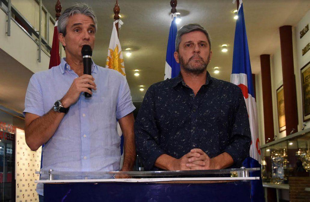 Álvaro Gutiérrez es el nuevo DT de Nacional