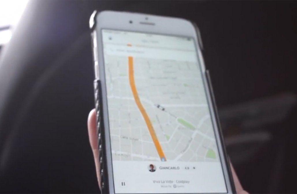 La Intendencia sostiene que las app de transporte cubren el vacío dejado por los taxis